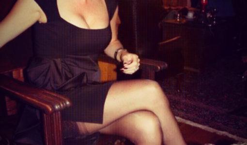 MILF-sexy-lingerie-noire
