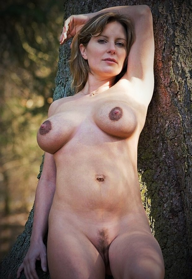 Super belle cougar nue
